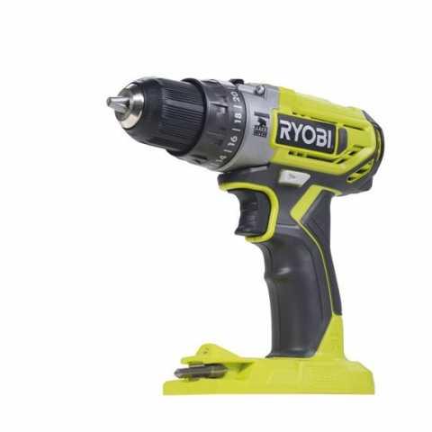 Купить Аккумуляторная ударная дрель-шуруповёрт Ryobi R18PD2-0 18В в интернет магазине инструментов Ирпень Буча Киев Украина