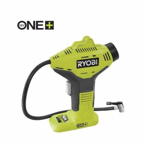 Купить Аккумуляторный Компрессор Ryobi R18PI-0 18B в интернет магазине инструментов Ирпень Буча Киев Украина