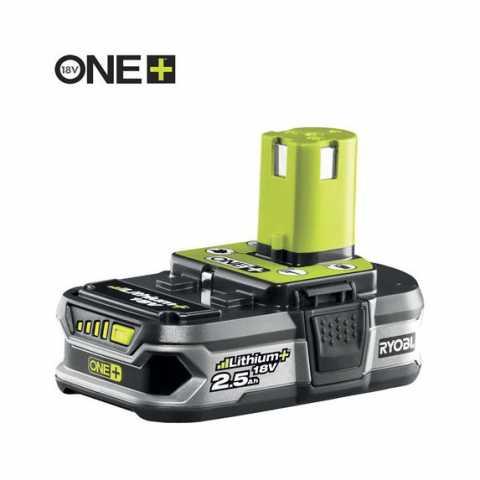Купить Литий-ионный аккумулятор 18 В 2.5 Ач Ryobi One+ RB18L25 в интернет магазине инструментов Ирпень Буча Киев Украина