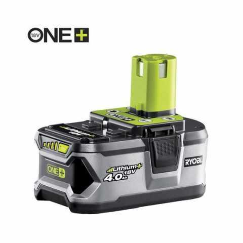 Купить Литий-ионный аккумулятор 18 В 4.0 Ач Ryobi One+ RB18L40 в интернет магазине инструментов Ирпень Буча Киев Украина