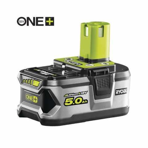 Купить Литий-ионный аккумулятор 18 В 5.0 Ач Ryobi One+ RB18L50 в интернет магазине инструментов Ирпень Буча Киев Украина