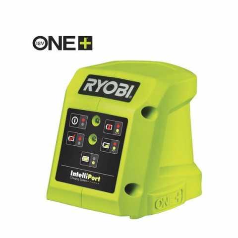 Купить RYOBI 18В ONE+ компактное зарядное устройство RC18115 в интернет магазине инструментов Ирпень Буча Киев Украина