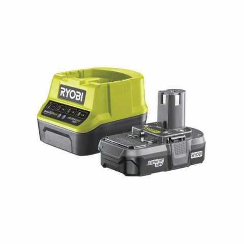 Купить Ryobi RC18120-113 18В набор из аккумулятора (1х1.3Ач) и зарядного устройства в интернет магазине инструментов Ирпень Буча Киев Украина
