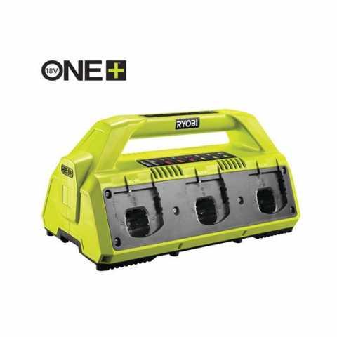 Купить Зарядная станция для 6 аккумуляторов Ryobi 18В ONE+ RC18627 в интернет магазине инструментов Ирпень Буча Киев Украина