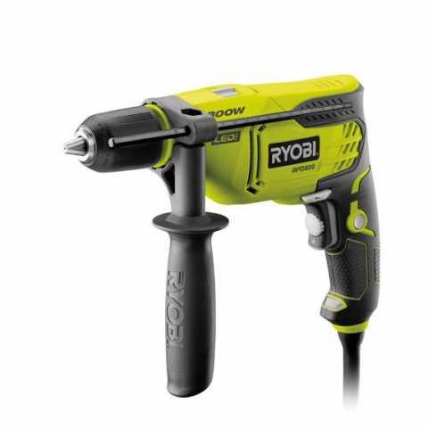 Купить Ударная дрель Ryobi RPD800-K в интернет магазине инструментов Ирпень Буча Киев Украина