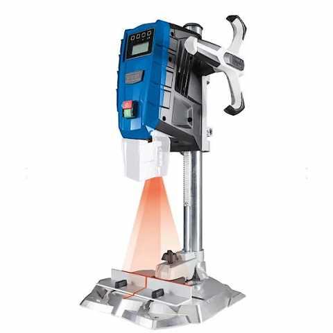 Купить Сверлильный станок с электронным управлением скоростью Scheppach DP55Киев Ирпень Буча Toolmaster