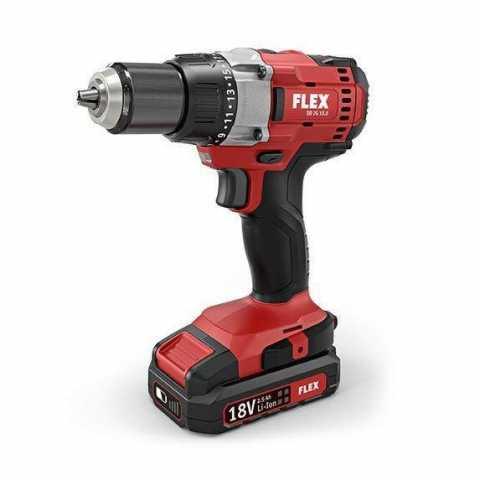 Купить Шуруповерт аккумуляторный FLEX DD 2G 18.0 Ирпень Киев Буча Киевская область