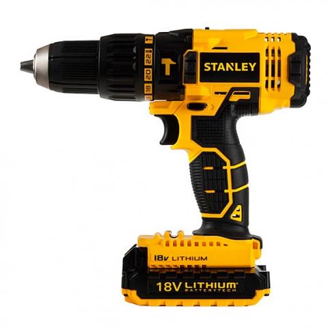 Купить Аккумуляторный ударный шуруповерт STANLEY SCH201D2K Ирпень Киев Буча Киевская область