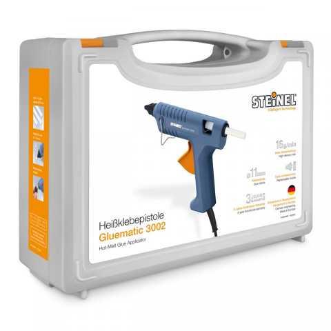 Купить Клеевой термопистолет STEINEL Gluematic 3002 case в интернет магазине инструментов Ирпень Буча Киев Украина