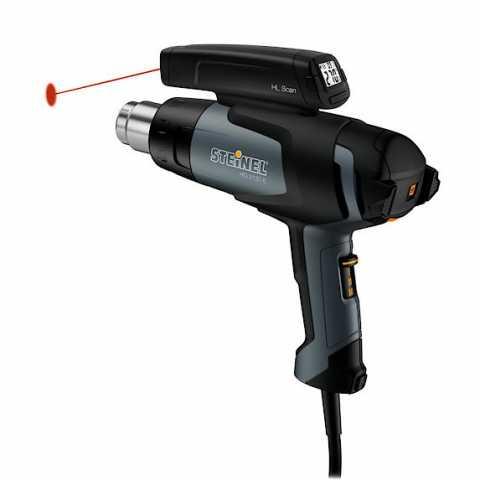 Строительный фен STEINEL HG 2120 E имеет универсальное применение, поэтому подойдёт специалистам различных профилей.