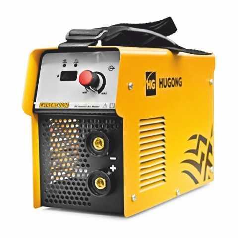 Купить Сварочный инвертор Hugong Extreme 200 (750010201) фирменный магазин Украина