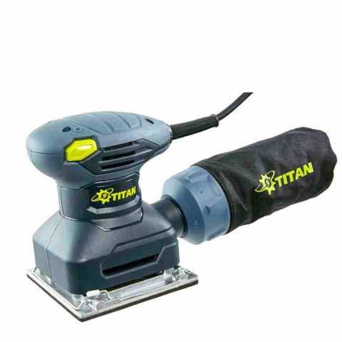 Купить Вибрационная шлифовальная машина TITAN PPSM180 Украина