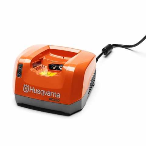 Купить Зарядное устройство Husqvarna QC330. Инструмент Husqvarna Украина, фирменный магазин